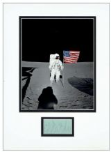 Ed Mitchell Autograph Signed Display- Apollo 14